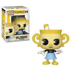 Фигурка Funko POP! Cuphead: Ms. Chalice 34476