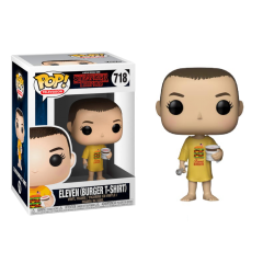 Фигурка Funko POP! Stranger Things: Eleven in Burger Tee 35057