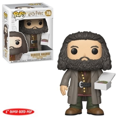 "Фигурка Funko POP! Harry Potter: Rubeus Hagrid with Cake 6"" Inch 35508"