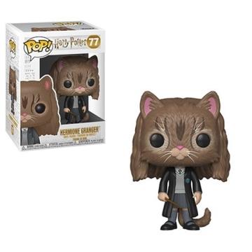 Фигурка Funko POP! Harry Potter: Hermione as Cat 35509