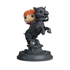 "Фигурка Funko POP! Harry Potter: Ron Riding Chess Piece 10"" 35518"