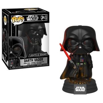 Фигурка Funko POP! Star Wars: Darth Vader Electronic (Lights and Sound) 35519