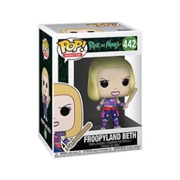 Фигурка Funko POP! Rick and Morty: Froopyland Beth 35592