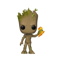 Фигурка Funko POP! Avengers Infinity War: Groot with Stormbreaker 35773