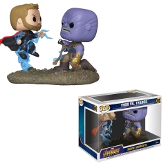 Фигурка Funko POP! Avengers Infinity War: Thor vs Thanos Movie Moments 35799