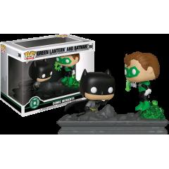 Фигурка Funko POP! Vinyl: Comic Moment: Heroes: Green Lantern and Batman Jim Lee DC Collection (Exclusive) 36292