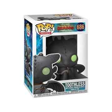 Фигурка Funko POP! How to Train Your Dragon 3: Toothless 36355