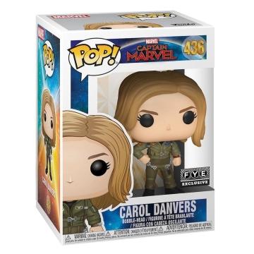 Фигурка Funko POP! Marvel: Carol Danvers (Exclusive) 363617