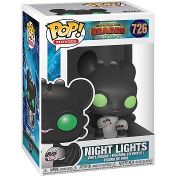 Фигурка Funko POP! How to Train Your Dragon 3: Night Lights 1 36374
