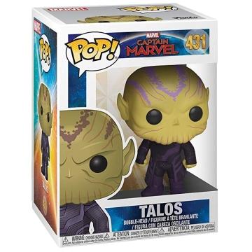 Фигурка Funko POP! Marvel: Talos 36378