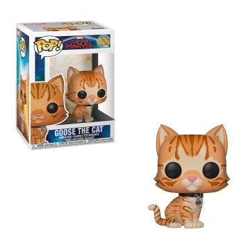 Фигурка Funko POP! Marvel: Goose the Cat 36379