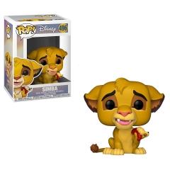 Фигурка Funko POP! Lion King: Simba 36395