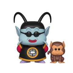 Фигурка Funko POP! Dragon Ball Z: King Kai and Bubbles 36406