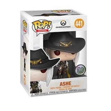 Фигурка Funko POP! Overwatch: Ashe 36580