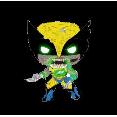 Фигурка Funko POP! Marvel Zombies: Zombie Wolverine Exclusive 36648