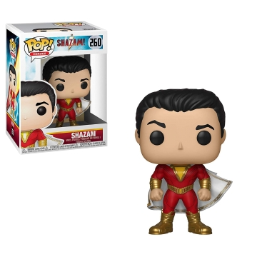 Фигурка Funko POP! Vinyl: Heroes: Shazam Movie: Shazam 36805