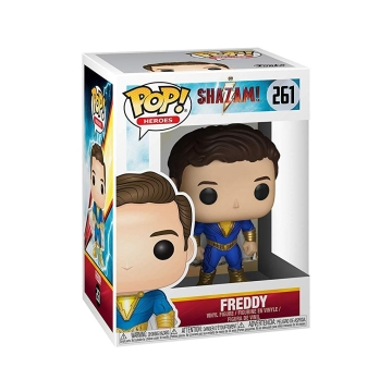 Фигурка Funko POP! Vinyl: Heroes: Shazam Movie: Freddy 36809