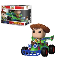 Фигурка Funko POP! Rides: Disney: Toy Story: Woody with RC 37016