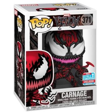 Фигурка Funko POP! Bobble: Marvel: Venom: Venom Carnage (NYCC 2018 Fall Convention Exclusive) 371
