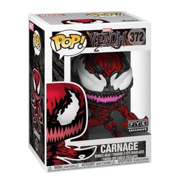 Фигурка Funko POP! Bobble: Marvel: Venom: Carnage (Exclusive) 372