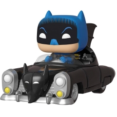 Фигурка Funko POP! Rides: Batman 80th: 1950 Batmobile 37252