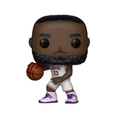 Фигурка Funko POP! Vinyl: NBA: Lakers: Lebron James (White Uniform) 37271