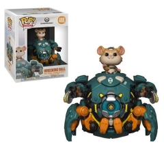 Фигурка Funko POP! Overwatch: Wrecking Ball 37432