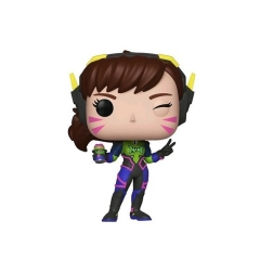 Фигурка Funko POP!  Overwatch: Nano Cola D.Va Exclusive 37434