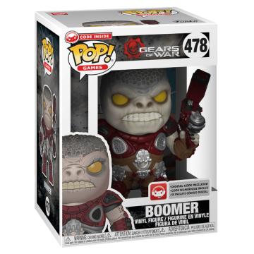 Фигурка Funko POP! Vinyl: Games: Gears of War: Boomer 37438