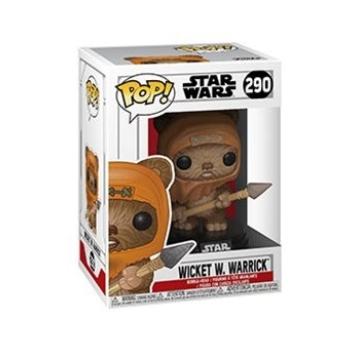 Фигурка Funko POP! Bobble: Star Wars: Wicket 37525