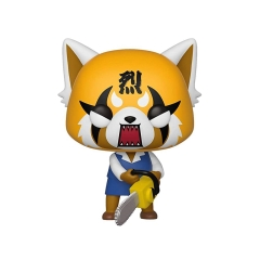 Фигурка Funko POP! Vinyl: Sanrio: Aggretsuko Retsuko with Chainsaw 37599