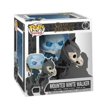 Фигурка Funko POP! Rides: Game of Thrones: White Walker on Horse 37669