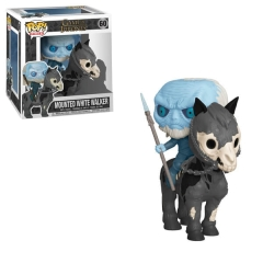 Фигурка Funko POP! Rides: Game of Thrones: White Walker on Horse 37669