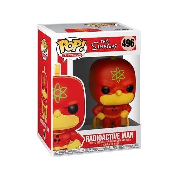 Фигурка Funko POP! The Simpsons: Homer Radioactive Man 37690