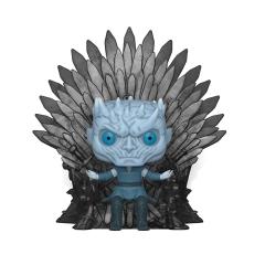 Фигурка Funko POP! Deluxe: Game of Thrones S10: Night King on Thron 37794