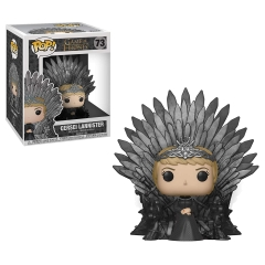 Фигурка Funko POP! Deluxe: Game of Thrones S10: Cersei Lannister on Thron 37796