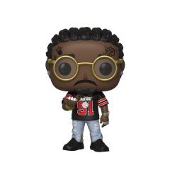 Фигурка Funko POP! Music: Migos: Quavo 37854