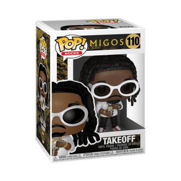Фигурка Funko POP! Music: Migos: Takeoff 37855