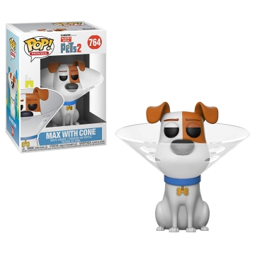 Фигурка Funko POP! Vinyl: Movies: The Secret Life of Pets 2: Max in Cone 37888