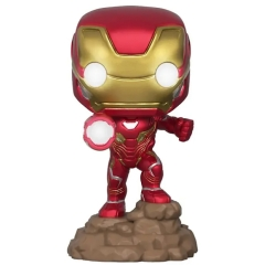 Фигурка Funko POP! Avengers Infinity War: Iron Man with Light (Exclusive) 380
