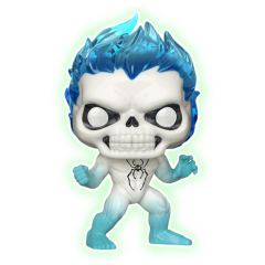 Фигурка Funko POP! Bobble: Marvel: Games: Spider-Man: Spirit Spider Glow (Exclusive) 38418