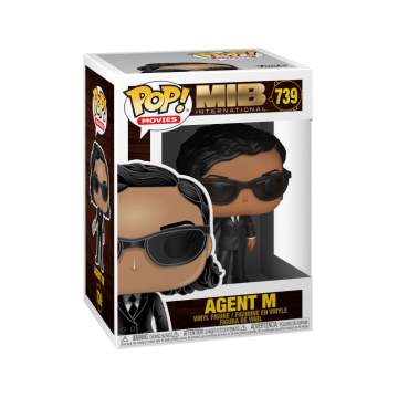 Фигурка Funko POP! Men In Black International: Agent M 38492