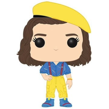 Фигурка Funko POP! Stranger Things: Eleven in Yellow Outfit Exclusive 38540
