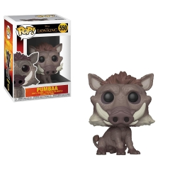 Фигурка Funko POP! Vinyl: Disney: The Lion King (Live Action): Pumbaa 38545
