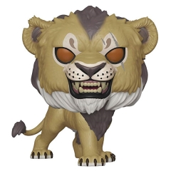 Фигурка Funko POP! Vinyl: Disney: The Lion King (Live Action): Scar 38546