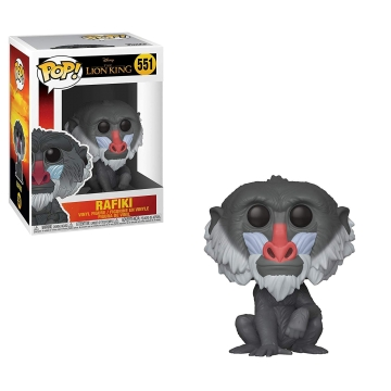 Фигурка Funko POP! Vinyl: Disney: The Lion King (Live Action): Rafiki 38547