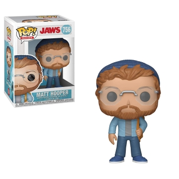 Фигурка Funko POP! Vinyl: Movies: Jaws: Matt Hooper 38563