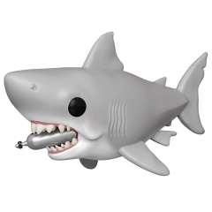 "Фигурка Funko POP! Vinyl: Movies: Jaws: 6"" Jaws with Diving tank 38567"