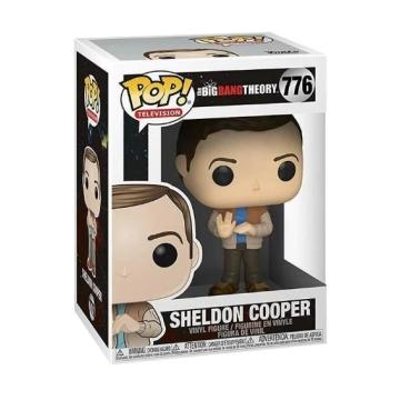 Фигурка Funko POP! Vinyl: Television: Big Bang Theory: Sheldon Cooper 38580