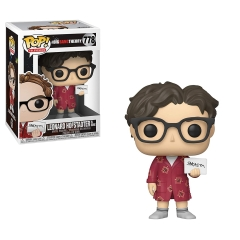 Фигурка Funko POP! Vinyl: Television: Big Bang Theory: Leonard 38586